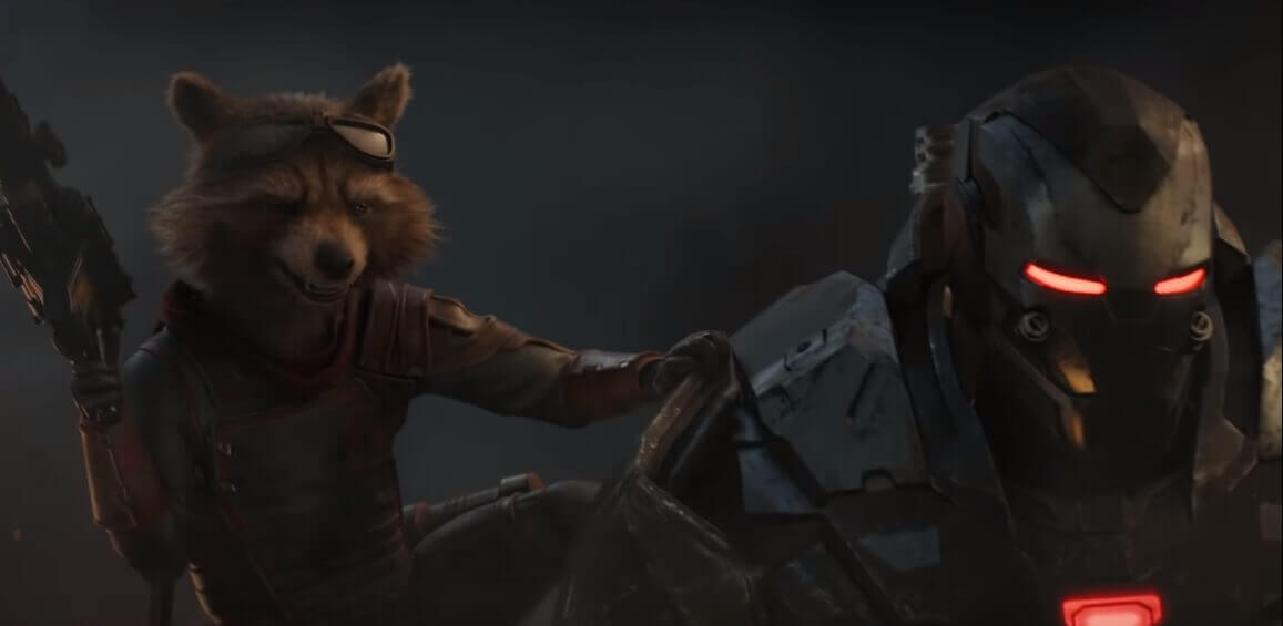 Avengers Endgame Iron Man Poster 4k